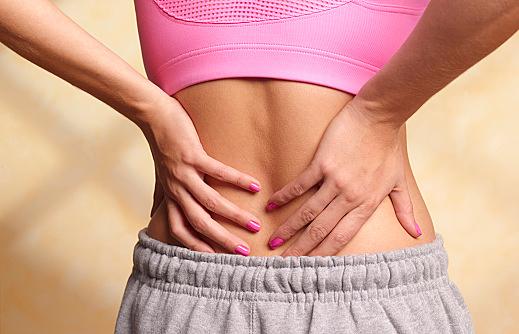 腰痛と内臓は別物? 富士吉田市 整体 自然体